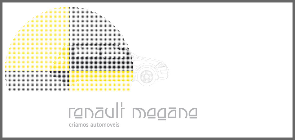 car renault megane advertising