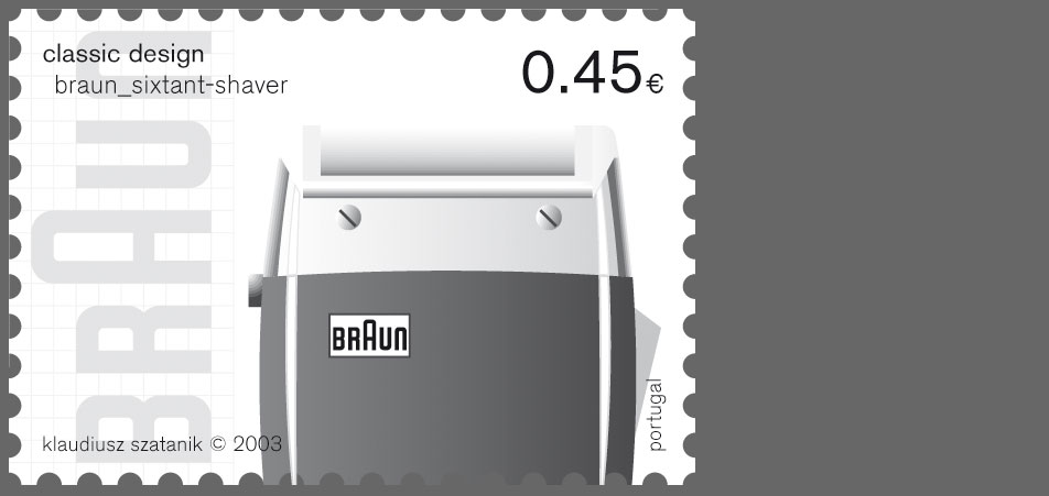 stamp braun choice