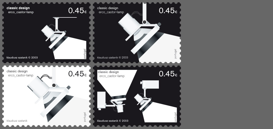 stamp erco variations 1