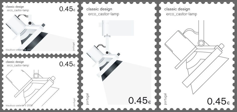 stamp erco variations 2
