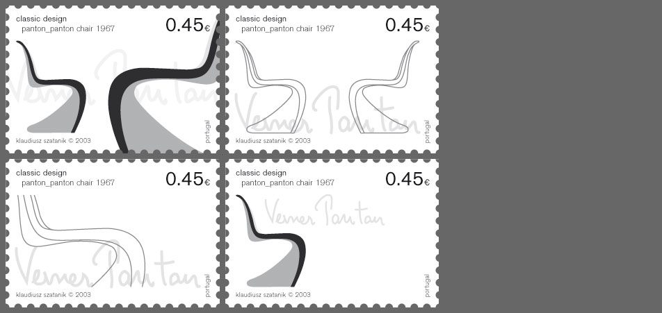 stamp panton variations 1