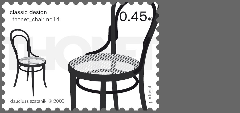stamp thonet choice
