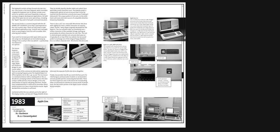 Apple Lisa hardware
