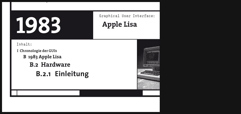 Apple Lisa intro