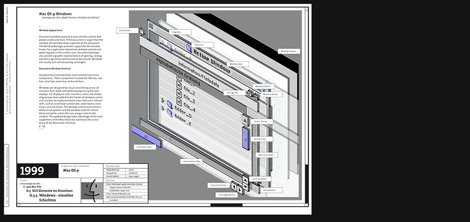 Mac OS 9 windows